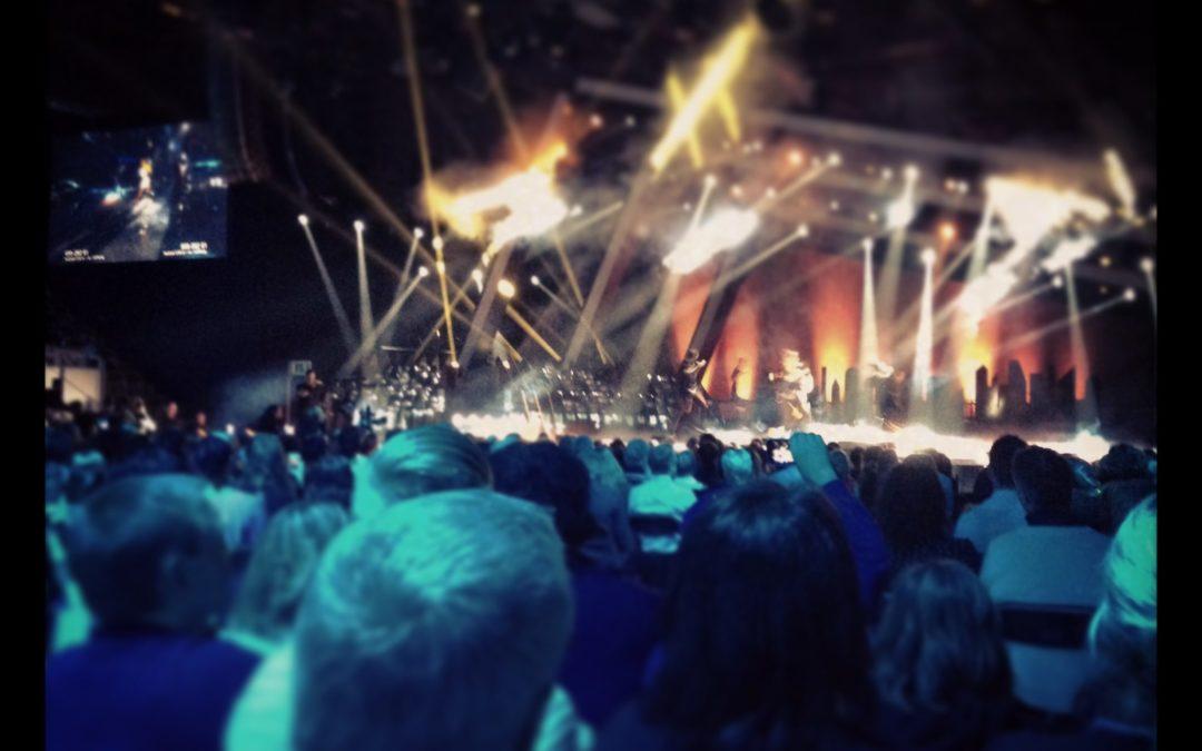 Lina bloggar från Melodifestivalen