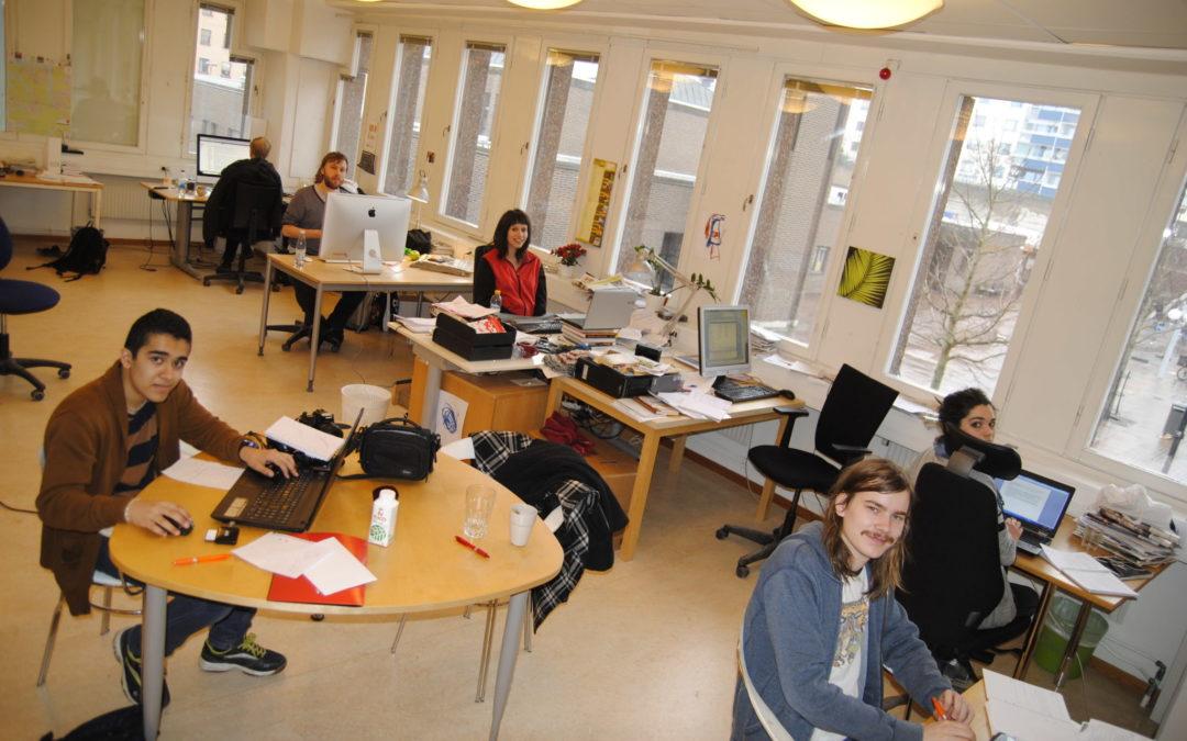 Lokaljournalistik i Stockholm – Jimmy bloggar från praktiken på Södra Sidan