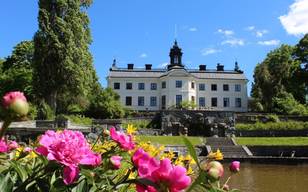 Sommaröppet på Kaggeholms slott