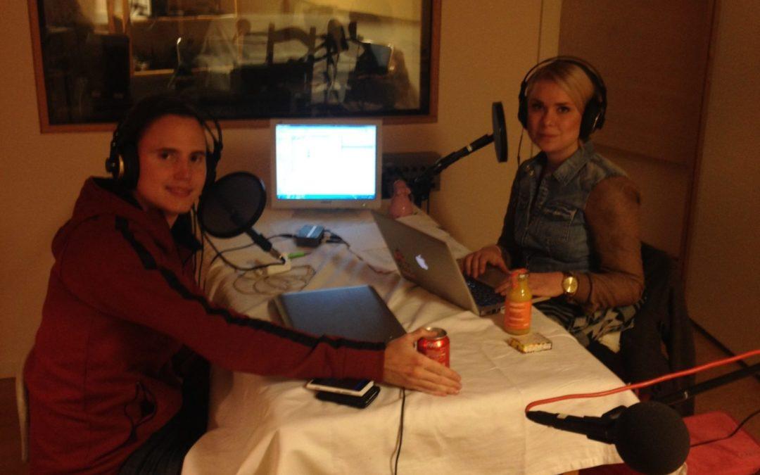 Radio Kaggeholm – möt svenskar i LA, serietecknare i Malmö och en elefant i Sollentuna