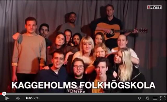 Hjälp världens mammor – stöd Kaggeholms insamling till Musikhjälpen