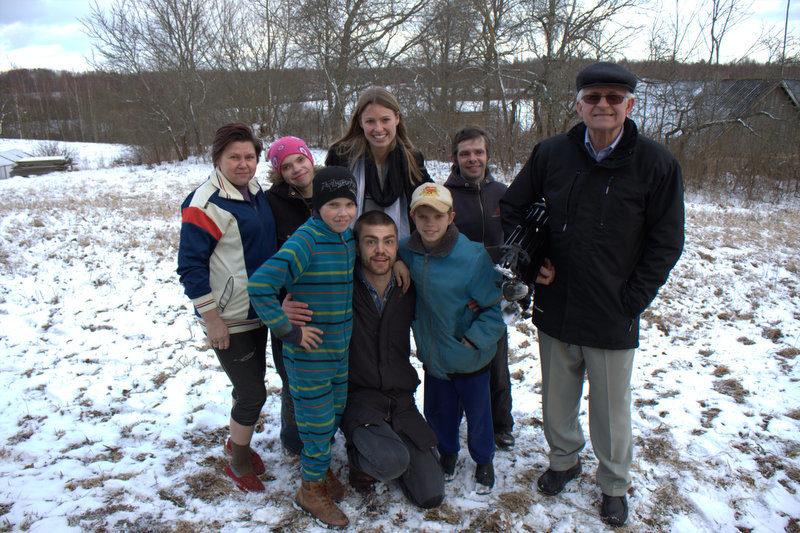 Starka upplevelser i Lettland