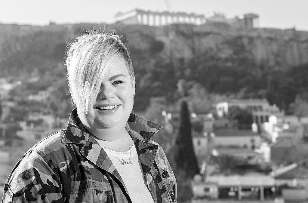 """Inga kommentarer"" – läs om Anna-Karins praktik på Sala Allehenda"