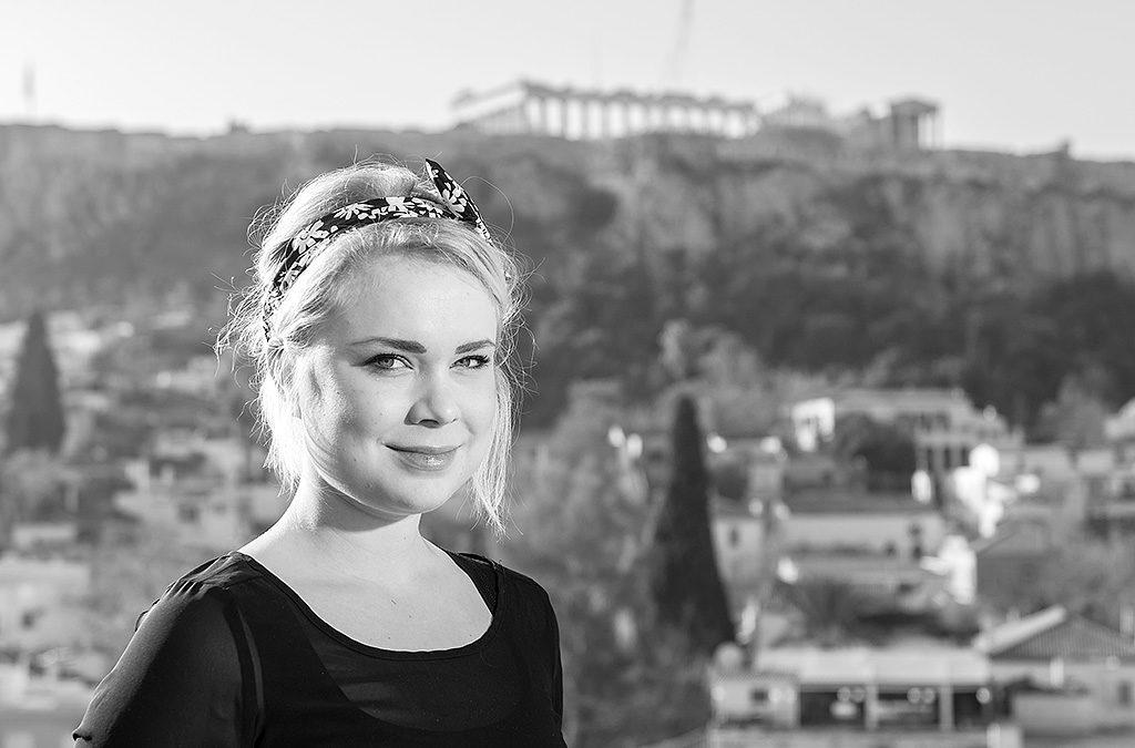 Radiobilsrally, Kockarnas kamp och nyhetsvärdering – Evelina praktiserar på RIX Morgonzoo