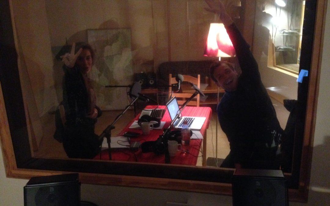 Ny sändning på Radio Kaggeholm på torsdag mellan kl. 10 och 13