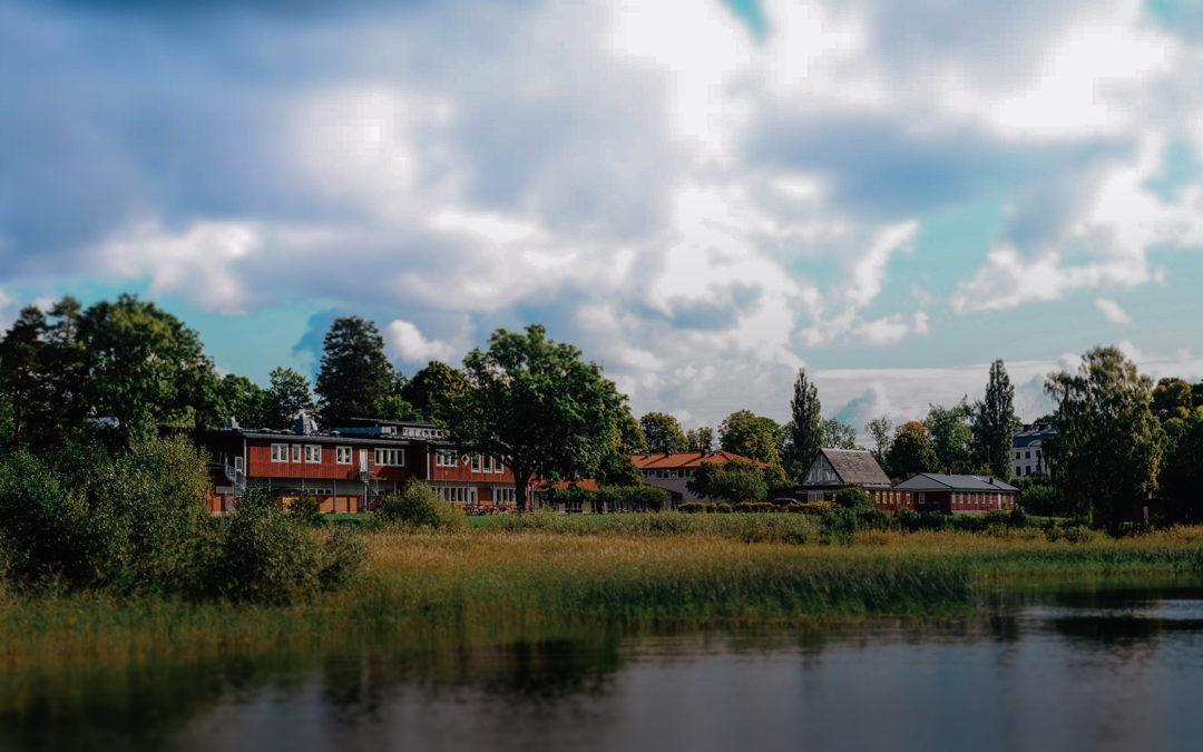 Välkommen till en minnesdag för Kaggeholms Folkhögskola!