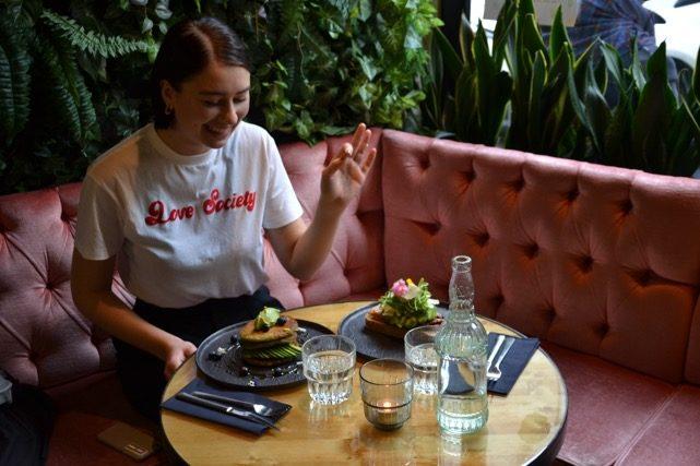 The Blogger's Table – utrikesjournalistik i Amsterdam