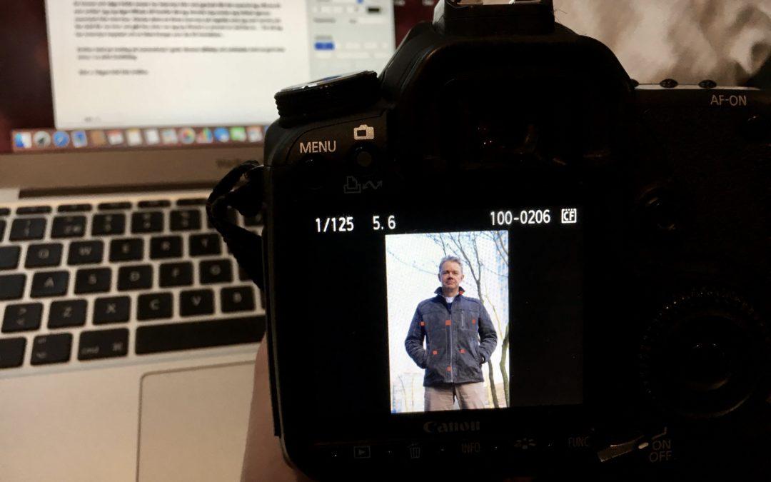 Första intervjun på engelska – frilansuppdrag i Amsterdam