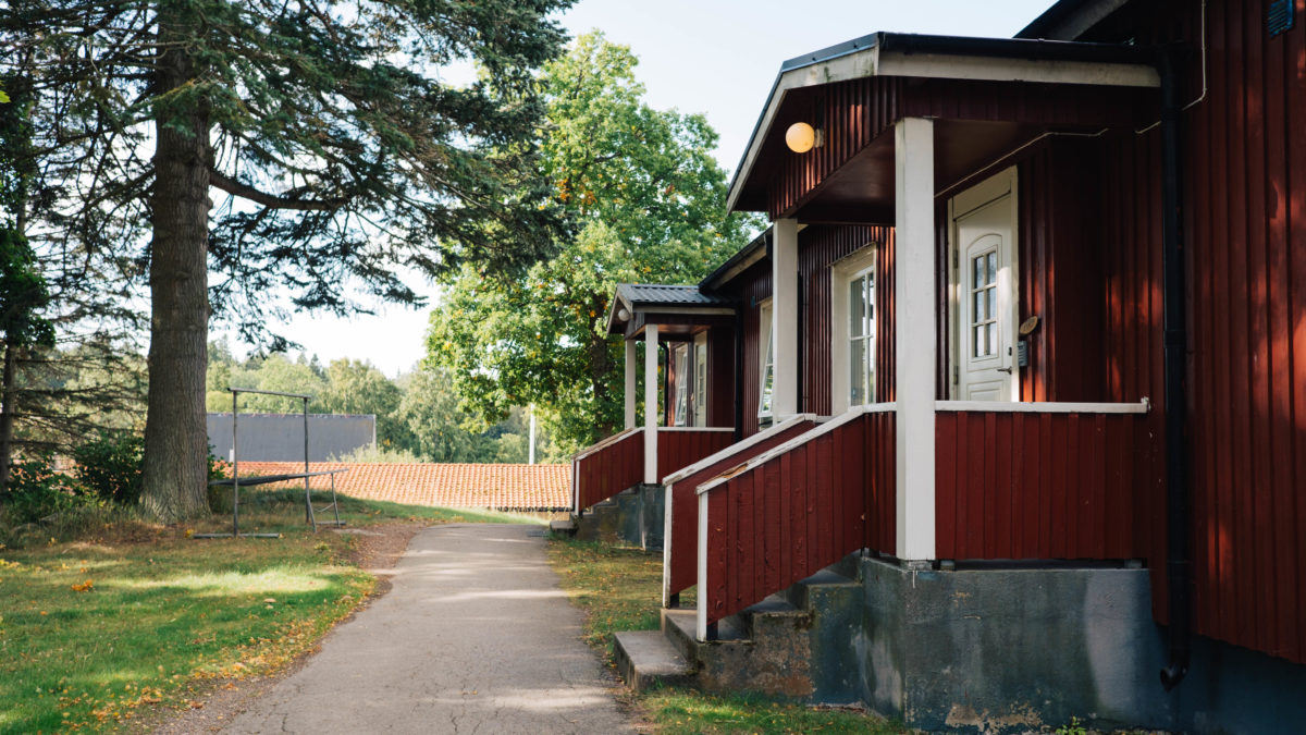 Skolans internat i Stockholm, Ekerö.