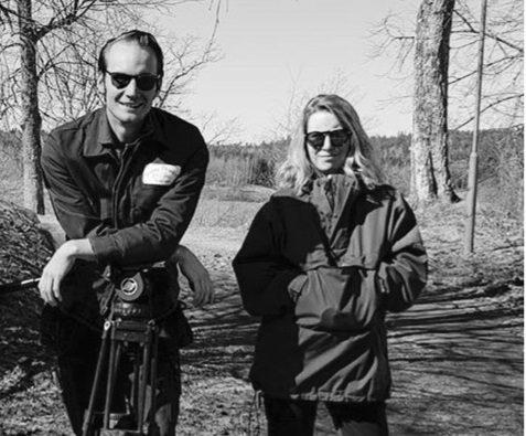 Bland fårbönder och drönare – Linn gör sin journalistpraktik på Titan