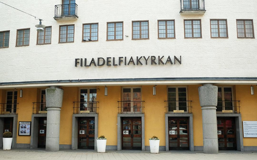 Kaggeholms Folkhögskola flyttar till Rörstrands Slott