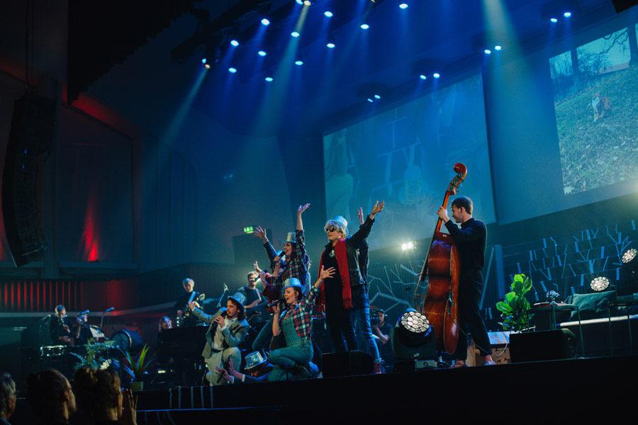 utbildning musik stockholm