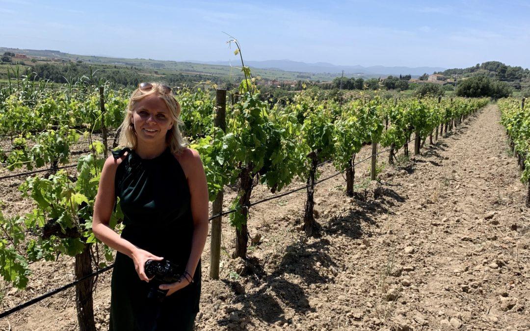 Reportageresa Barcelona – Lina möter Josef Maria, pionjär inom organisk vinproduktion