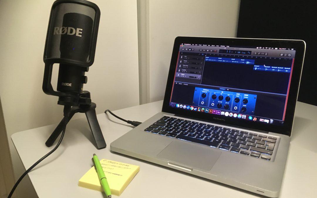 Praktikbloggen: explainer och röstskådespeleri – följ Johannes på Dagen