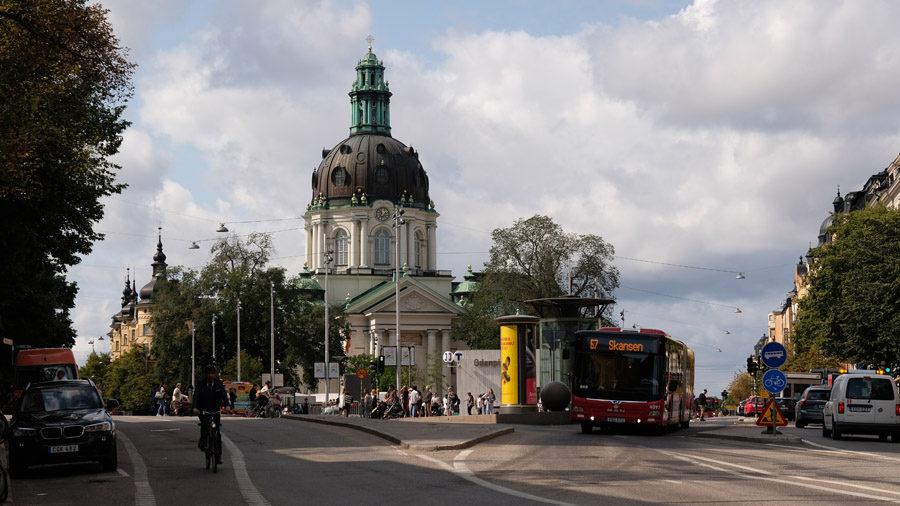 odenplan stockholm röd buss