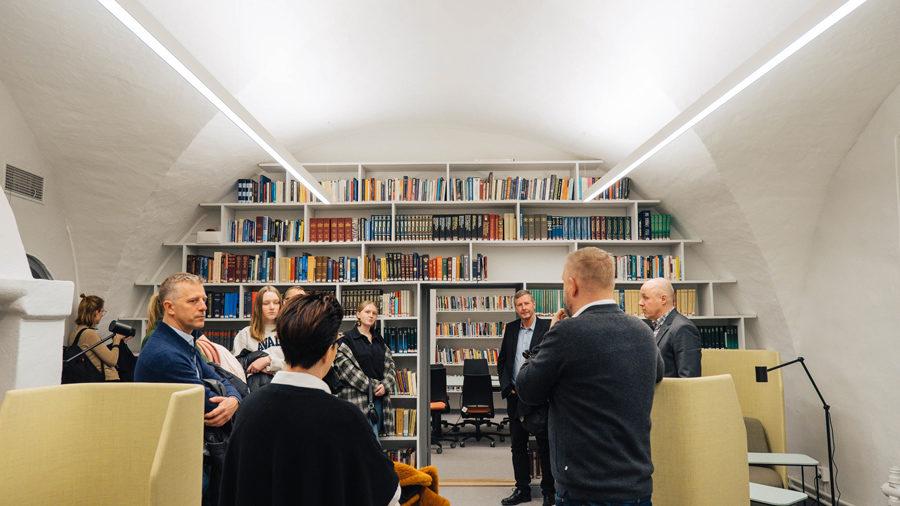 kaggeholms folkhögskola bibliotek