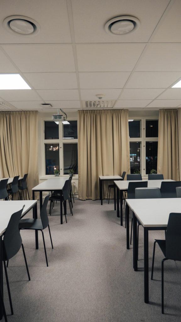 klassrum folkhögskola kaggeholm st eriksplan