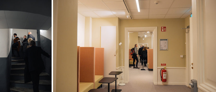 korridor kaggeholms folkhögskola skola