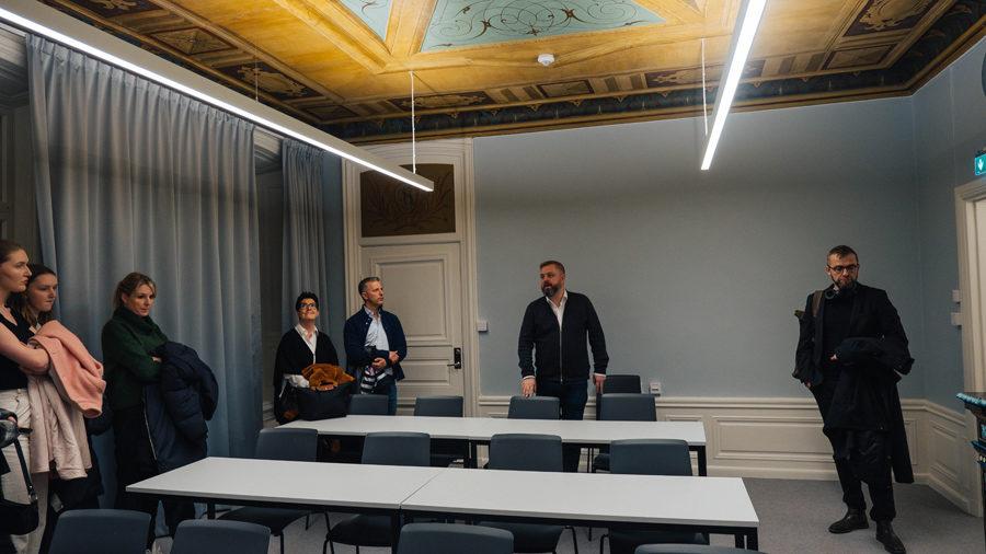 klassrum rörstrands slott kaggeholms folkhögskola
