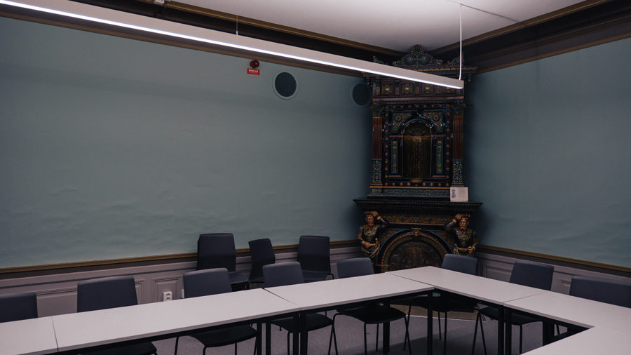 Se våra nya lokaler på St Eriksplan