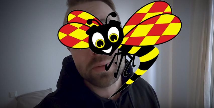 Praktikbloggen – Så många getingar får Jimmy – Expressenmedarbetare sätter betyg