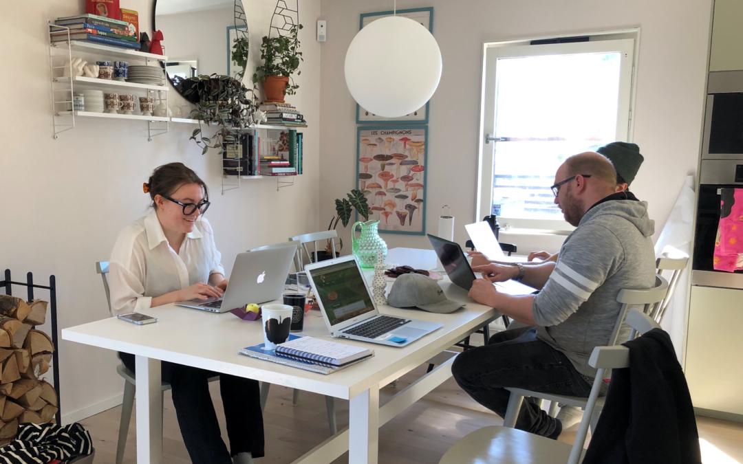 Praktikbloggen – Josefin om att få göra många olika saker