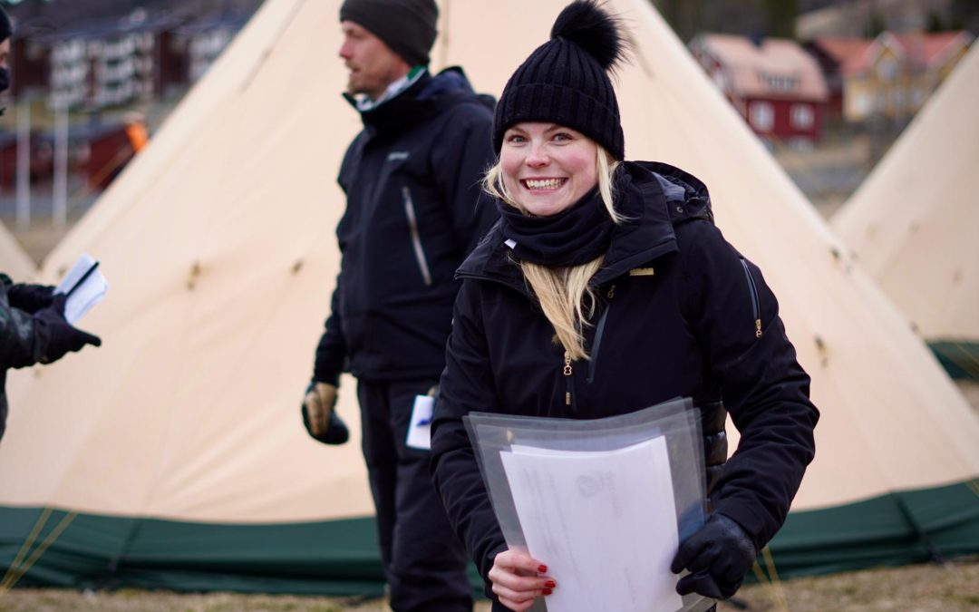Praktikbloggen – med starka familjer i Åre – följ Emma på Jarowskij