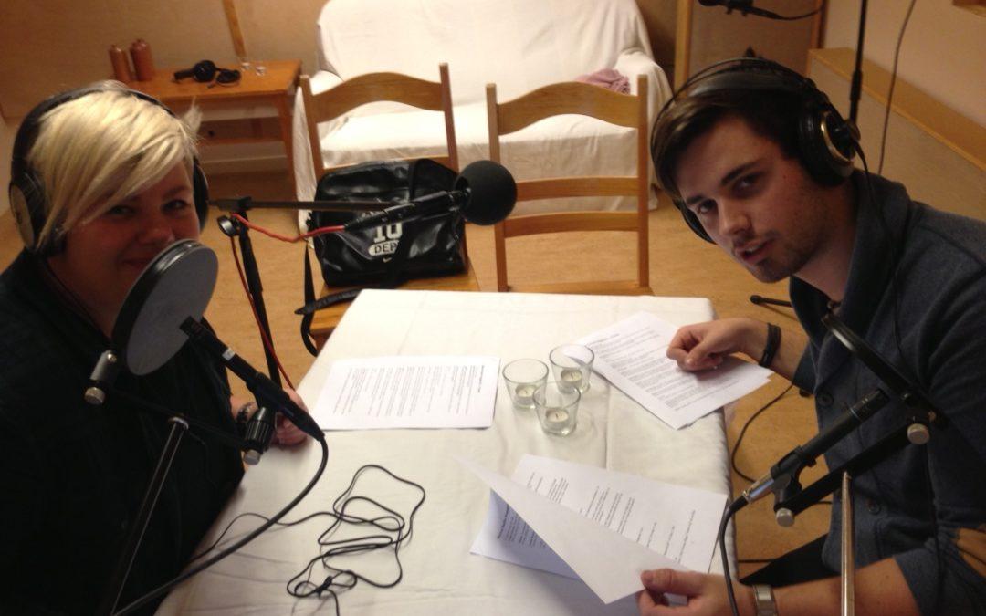 Radio Kaggeholm om framtiden – hur kommer vi resa, hur gamla blir vi och ska vi vara rädda för den? Lyssna mellan kl 11 och 12.
