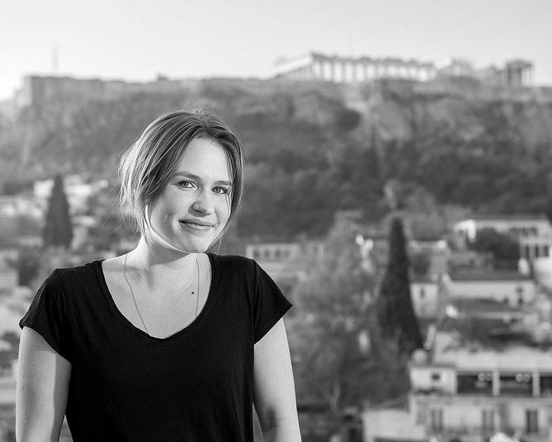 Emma praktikbloggar från Nanushka