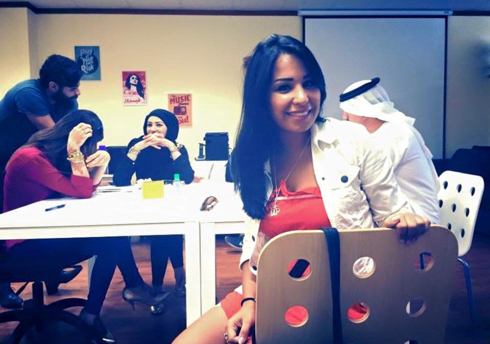 Praktik – Miriam gör TV i Dubai