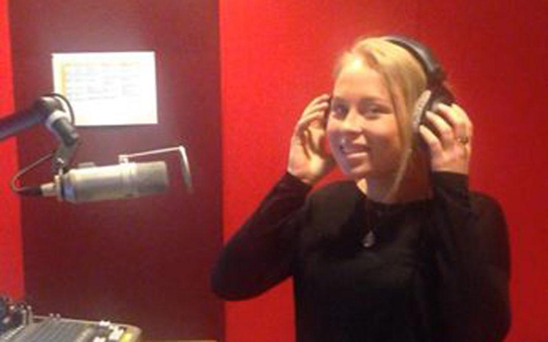 Praktik – Klara bloggar från SBS Discovery Radio
