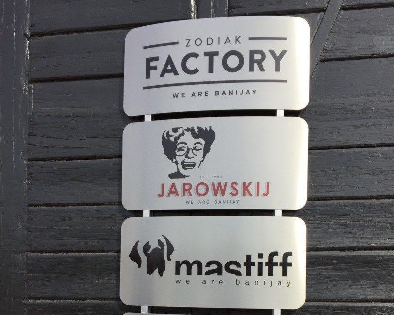 Följ Oskar på TV-praktiken på Jarowskij