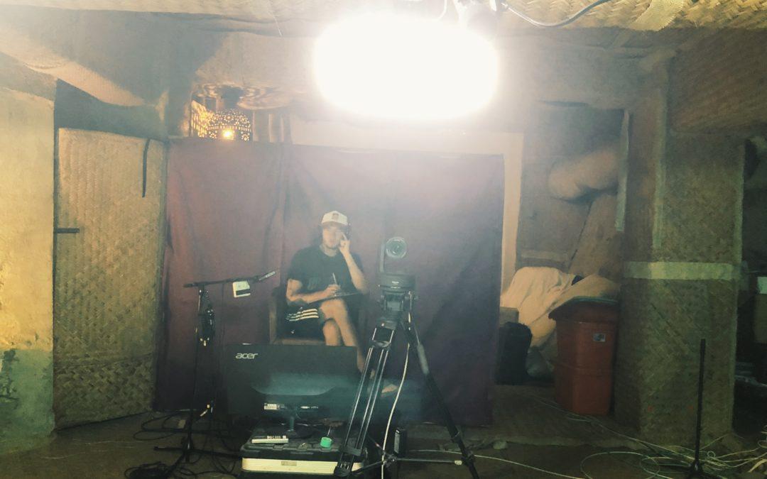 En övning i intervjukonst – följ Felix på praktiken