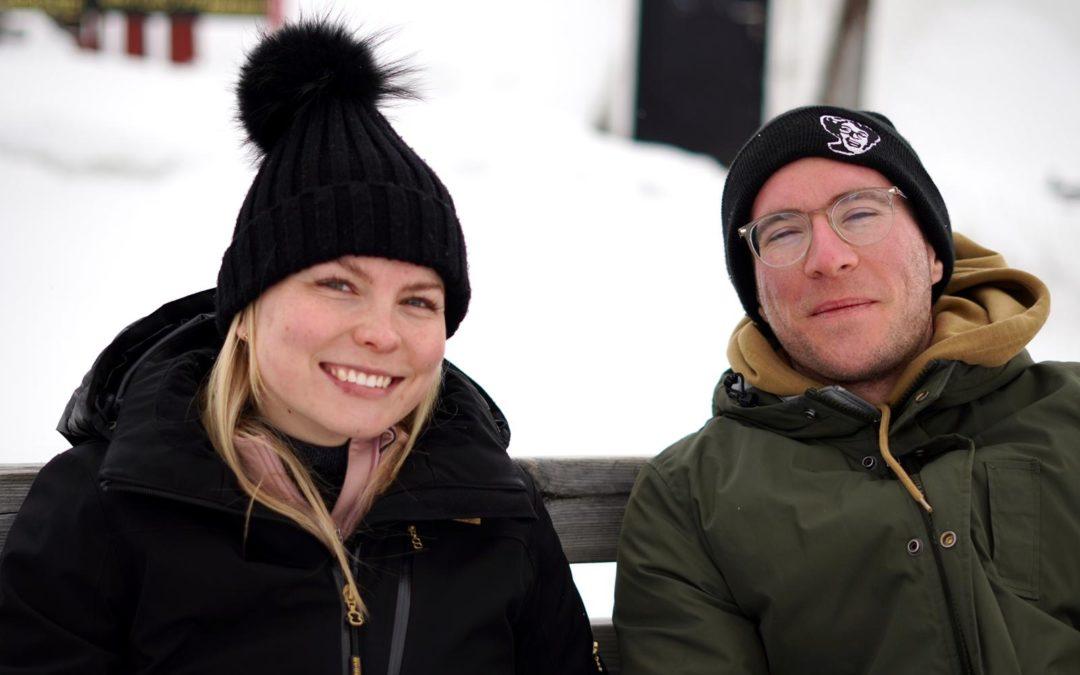 Praktikbloggen – följ Emma på Jarowskij