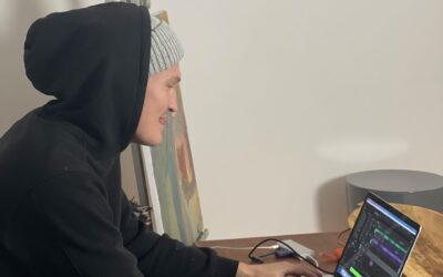 Karl klipper podcast på praktiken