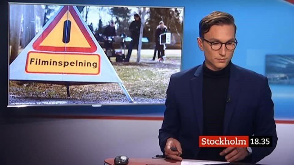 Rasmus – från Kaggeholm till programledare på SVT