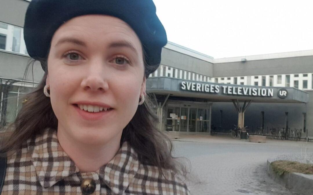 Saras dokumentär uttagen till Sveriges kortfilmsfestival